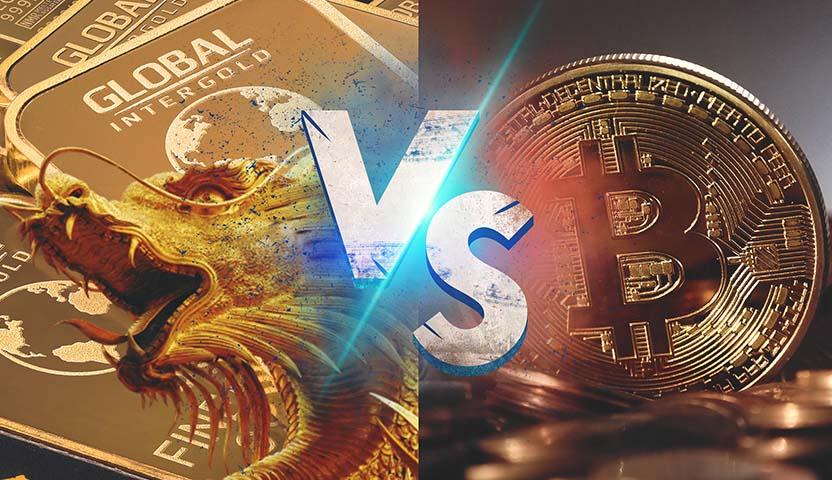 Bitcoin & Oro: Hermanos de INVERSIÓN - ¿Cuál es MEJOR?