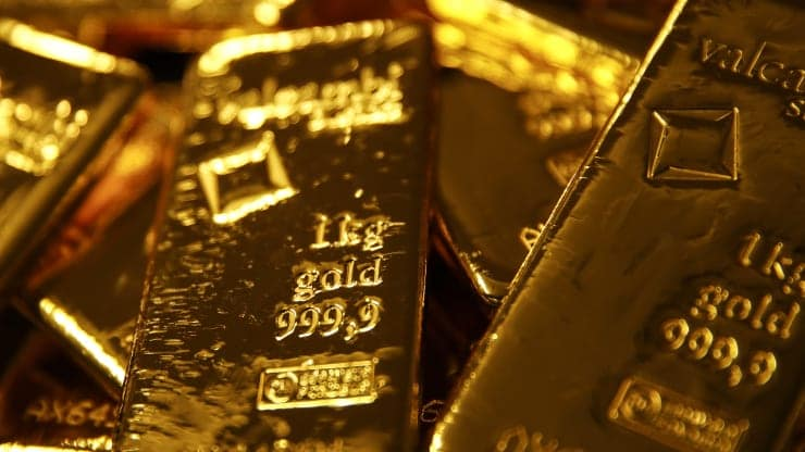 El Oro Tiene 'Potencial de Crecimiento' Para Romper $1,800/Onza