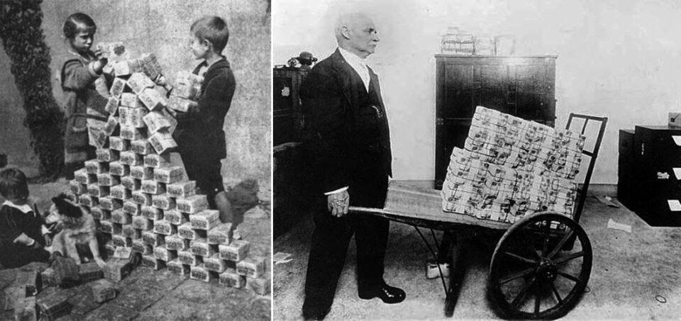 3 Sistemas Monetarios Que Se Han Estrellado