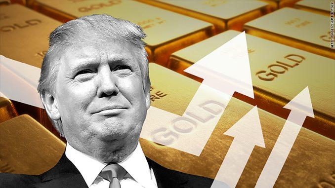 ¿Qué Pasará Con el Precio del Oro si Trump es Reelegido?